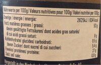 Beurre De Cacahuètes Creamy LG 350 GR, 1 Bocal - Nutrition facts - fr