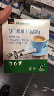Azucar de Paraguay : Sucre de canne en bûchettes - Produit - fr