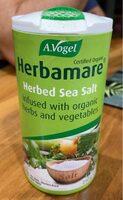 Herbed sea salt - Product - en