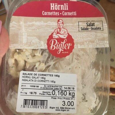 Salade de cornette - Prodotto - en