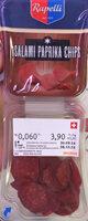 Salami Paprika Chips - Product - fr