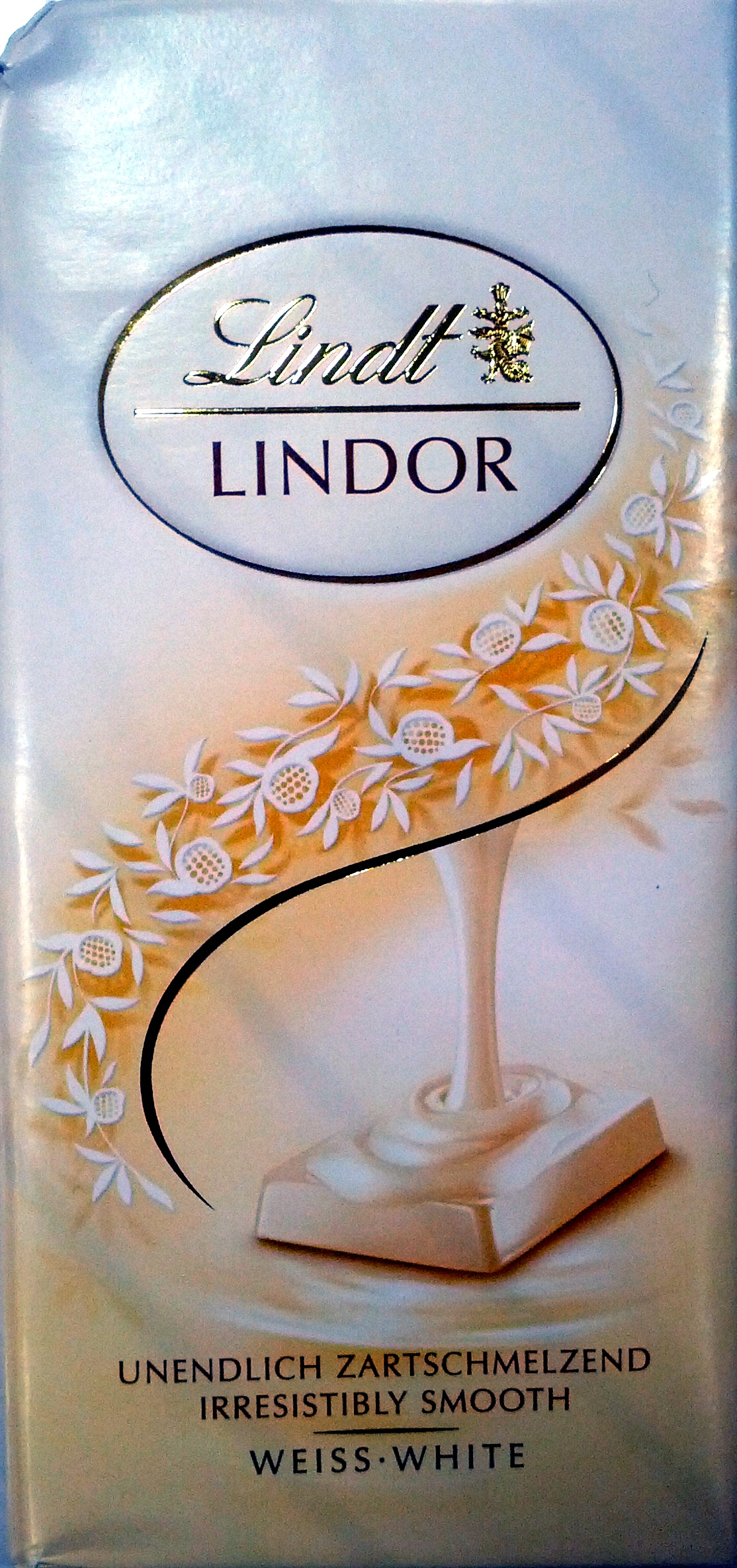 Lindor White chocolate - Product