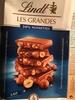Tablette Les Grandes Lait 34% Noisettes - Produit