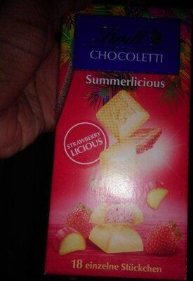 Summerlicious - Produit - fr