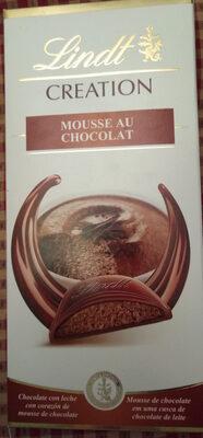 Creation Mousse au Chocolat - Product - en