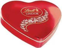 Lindt Lindor Crystal Heart Chocolate - Produit - fr