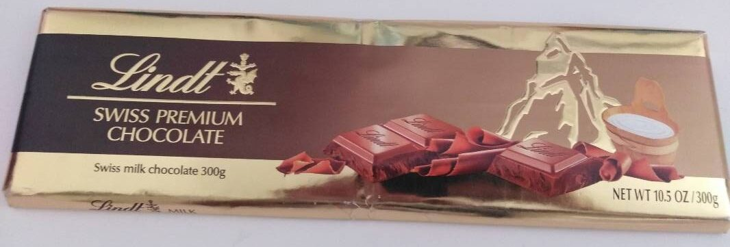 Swiss Premium Chocolate - Producte