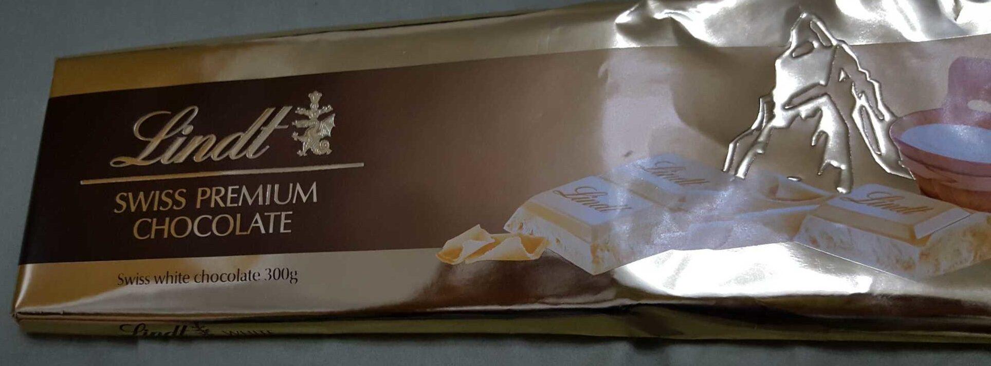 Chocolat blanc Swiss Premium Chocolate - نتاج - fr