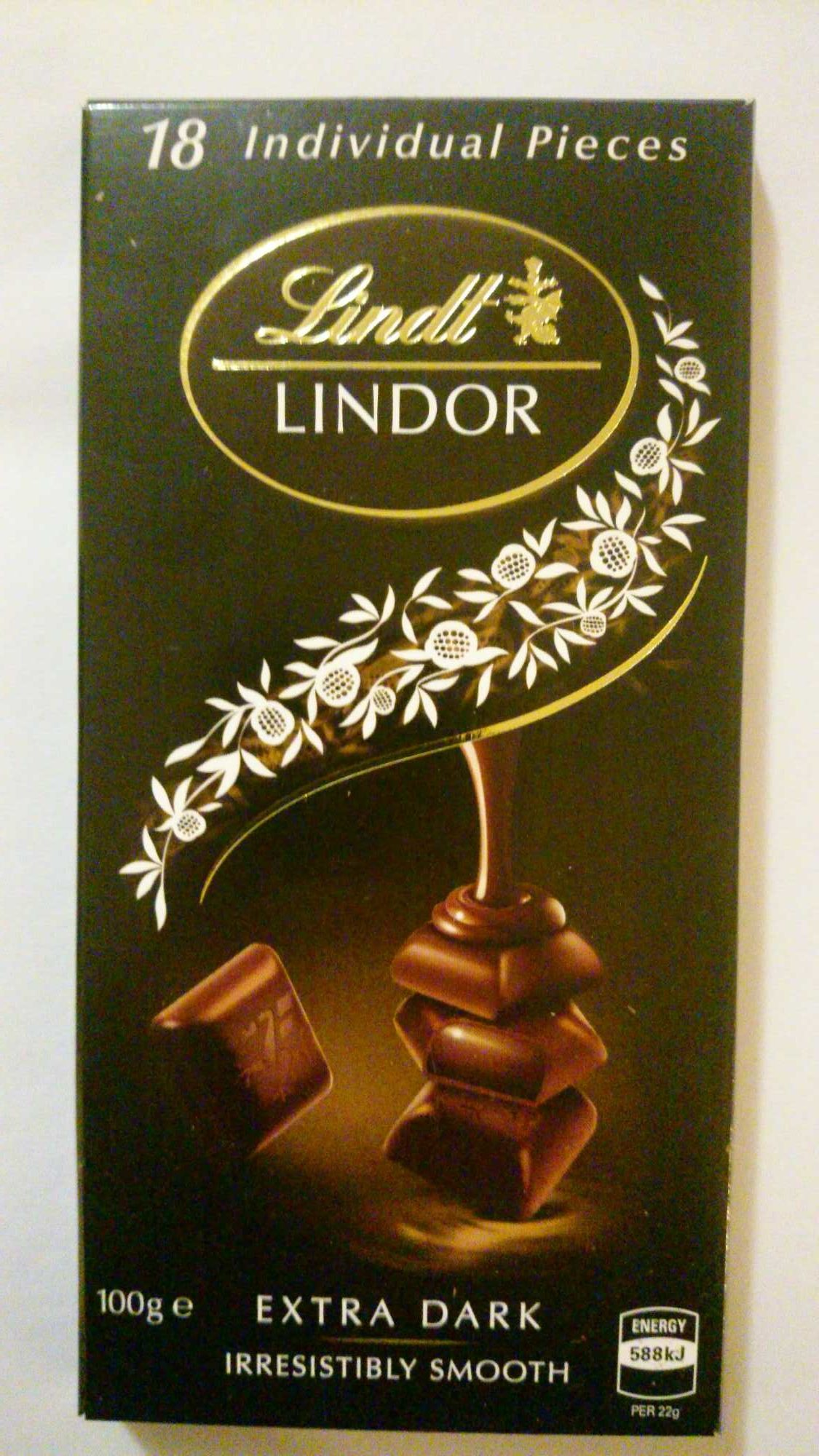 Lindor Extra Dark - Product