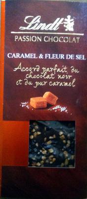 Passion Chocolat Caramel & Fleur de Sel - Product - fr