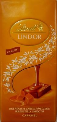Lindor Caramel Chocolate - Product