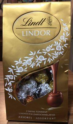 LINDOR l'infini fondant - Produit - fr
