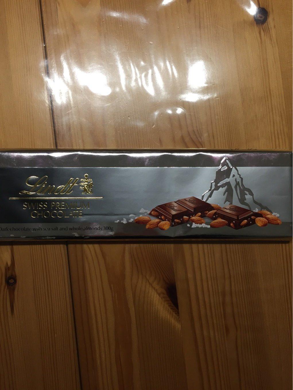 Dark Sea Salt Almond - Producto
