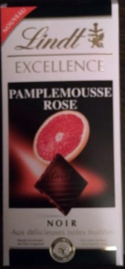 Excellence pamplemousse rose - Product