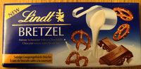 Chocolat suisse extra fin au lait et au bretzel - Product - en