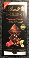Framboise noisette 70% cacao - Prodotto - it