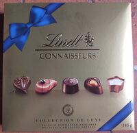 Lindt Connaisseurs - Produit - fr