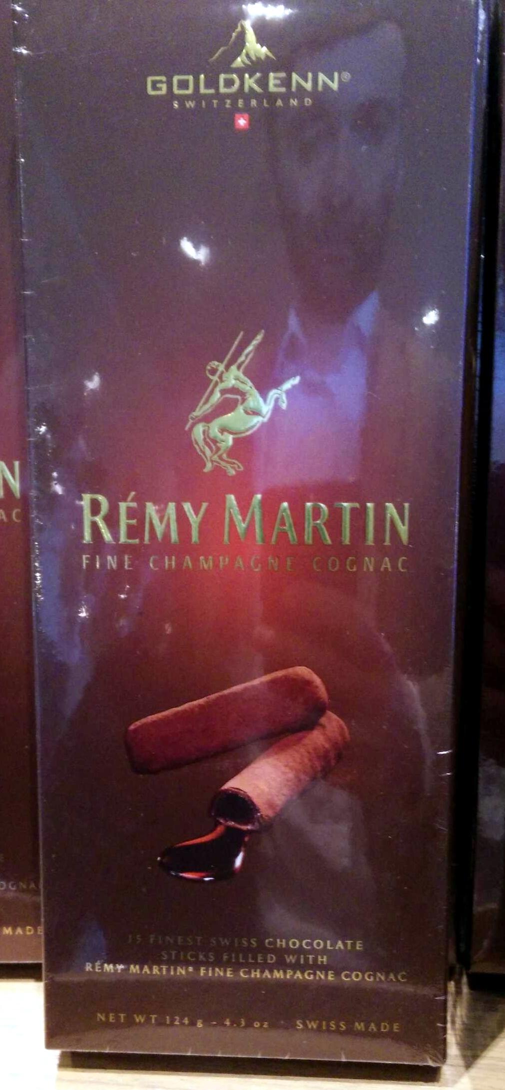 Golkenn Rémy Martin Fine Champagne Cognac - Product