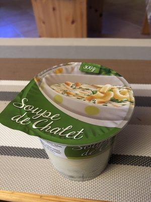 Soupe de Chalet - Product - fr
