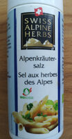 Alpenskräutersalz - Product - de