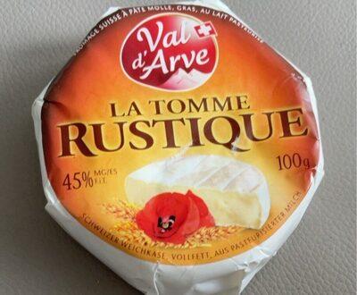 La Tomme Rustique - Prodotto - fr