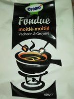 Fondue moitié-moitié Vacherin & Gruyère - Product - fr