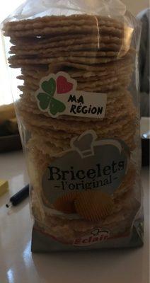 Eclair Saveur & Tradition Bricelets l'original - Product