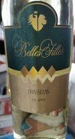 Belles Filles Chasselas 2016 - Produit - fr