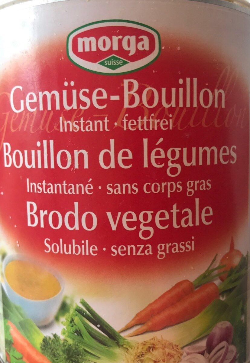 Bouillon de légumes - Product - fr