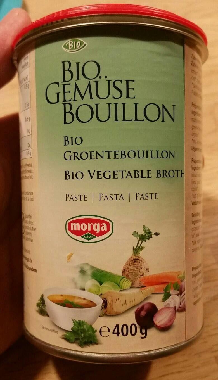 Bouillon Vegetal Legume Pate SG 400G - Produit - fr