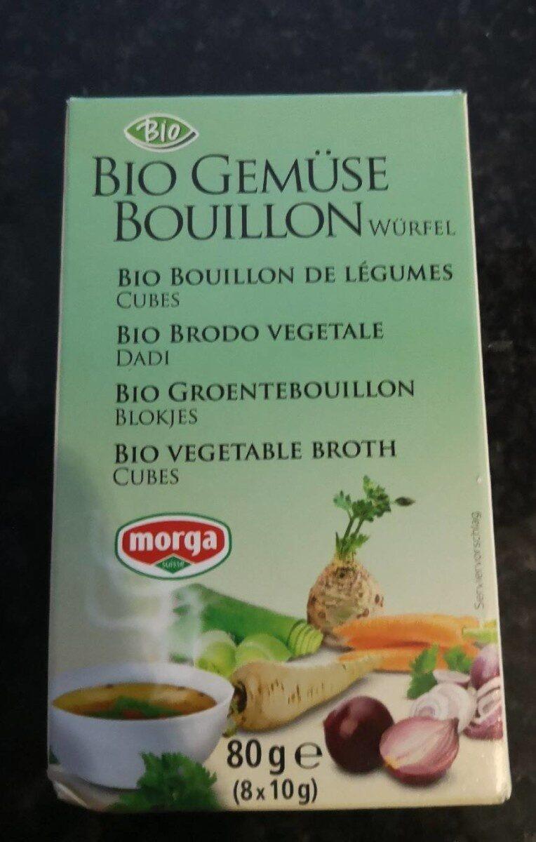 Bouillon Legumes Sans Gluten 10X8G - Produit