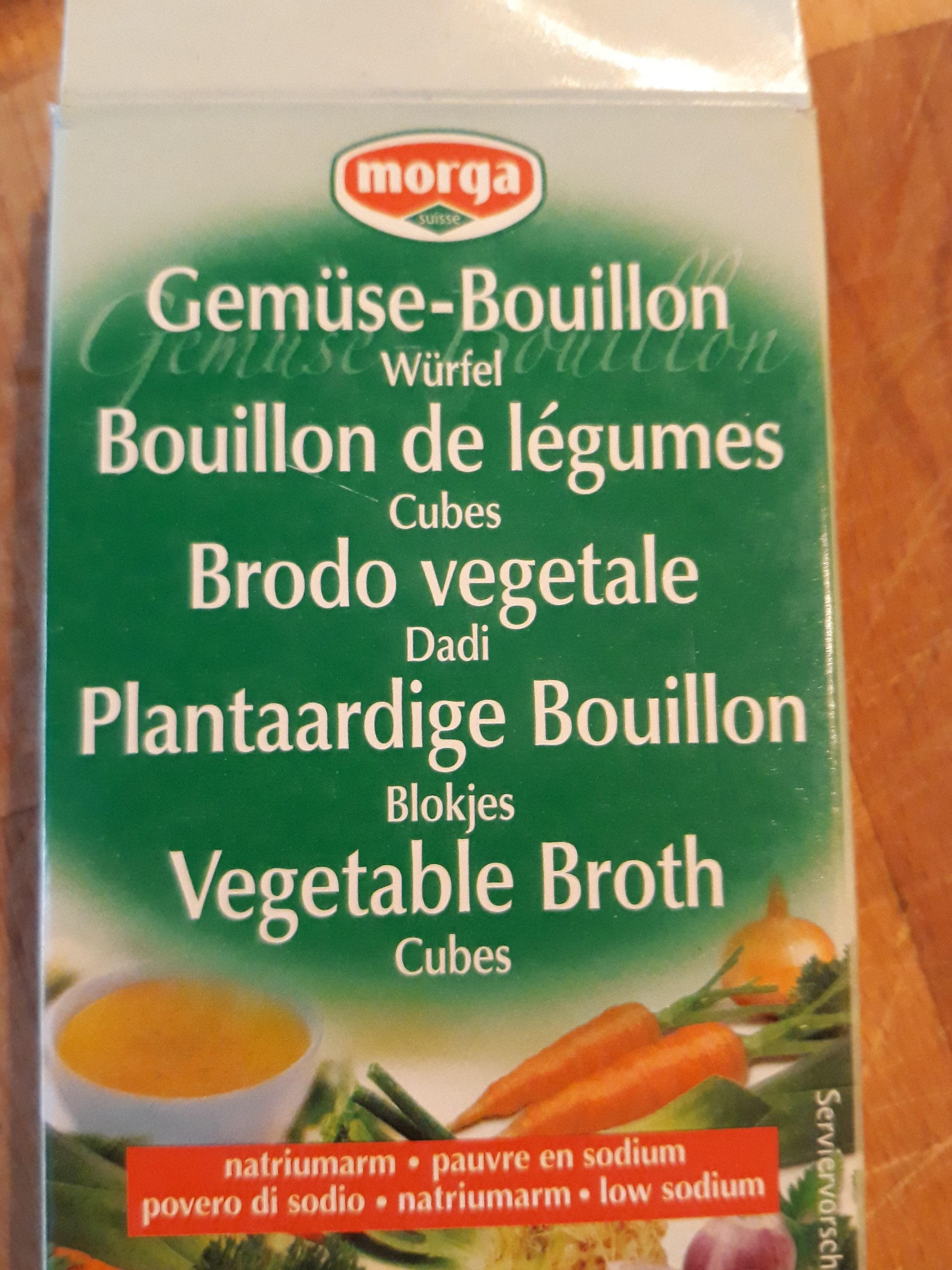 Bouillon de legumes - Product - fr