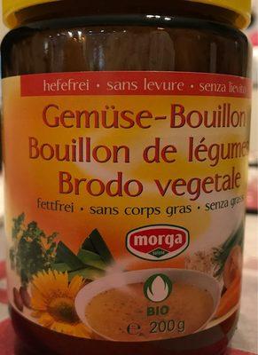 Bouillon De Légumes - Produit - fr