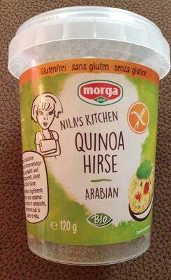 Quinoa Hirse - Product - fr