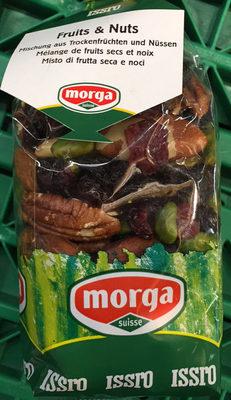 Fruits & Nuts Mélange de fruits secs et noix - Product
