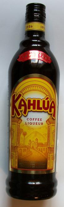 Kahlúa - Produkt