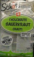 Schoni Choucroute - Product
