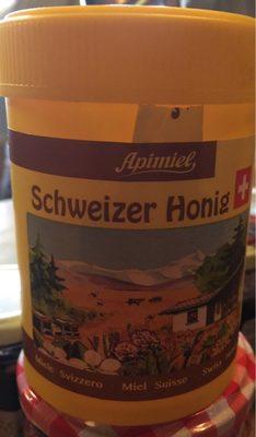 Apimiel Miel Suisse - Product