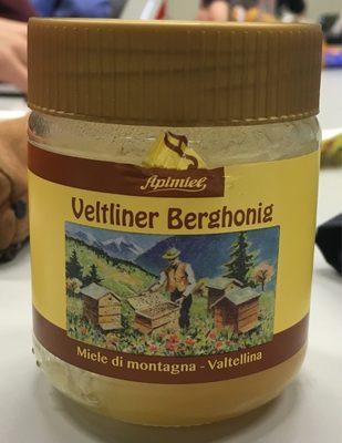 Vetliner Berghonig - Produit - fr