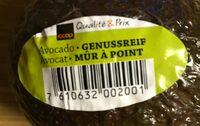 Avocado - Ingrédients - fr