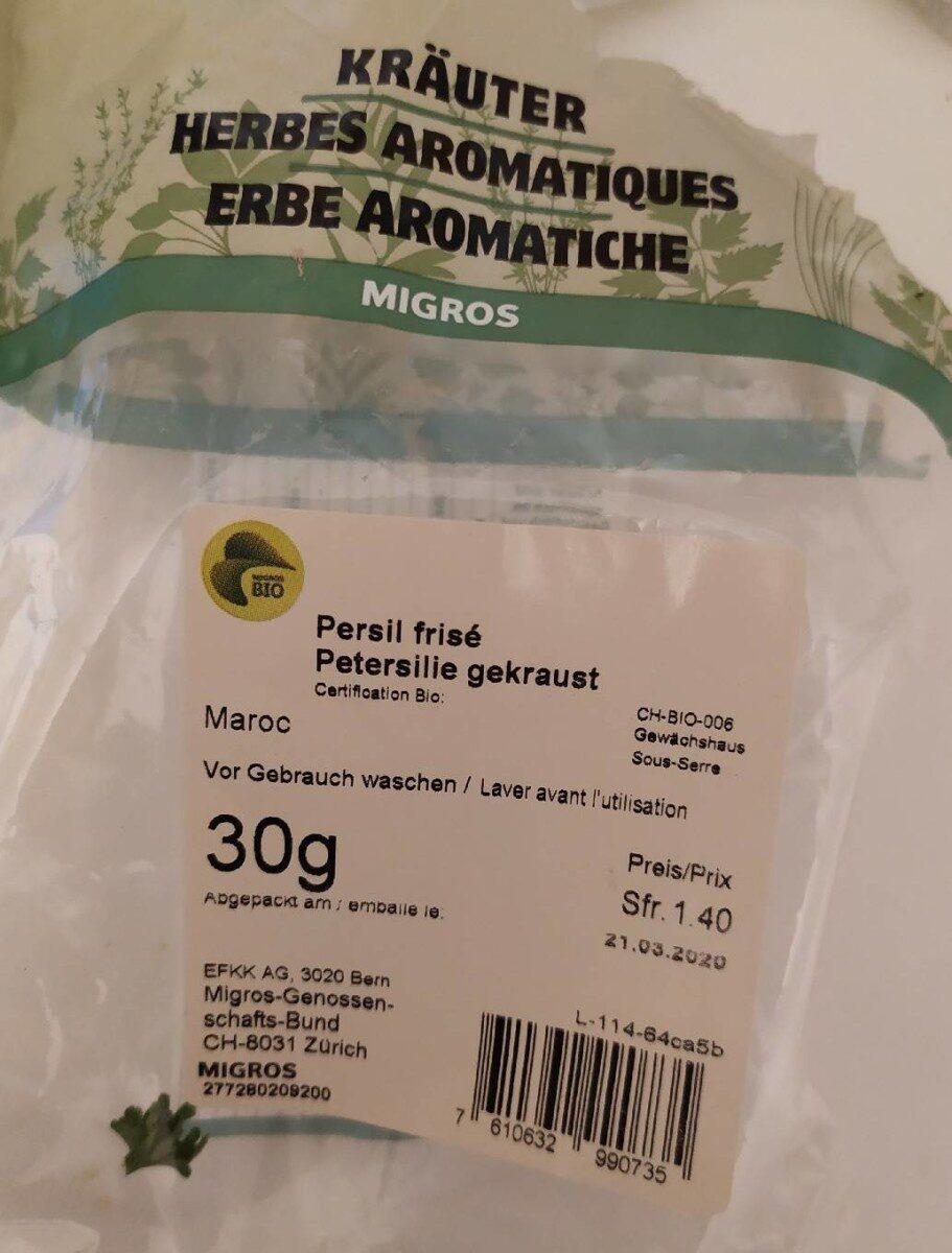 Persil frisé - Produit - fr