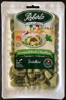 Tortellini frais Parmesan & basilic - Produkt - fr