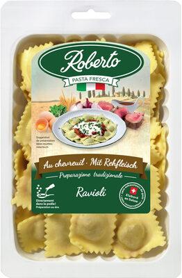 Ravioli frais au chevreuil - Produit