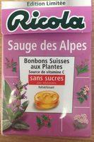 Ricolas Sauge des Alpes - Produit - fr