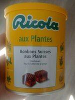 Bonbon aux plantes - Produit - de