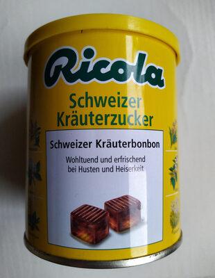 Bonbon aux plantes - Produit
