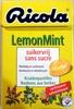 Ricola LemonMint - Produit