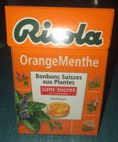 Orange-menthe - Product