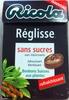 Ricola Réglisse sans sucres - Product