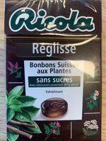 Ricola Réglisse - Product - fr